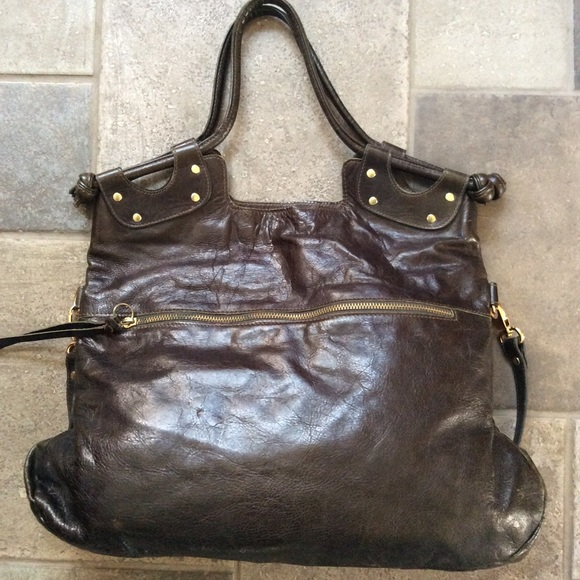 7ee511b42 Nw Pietro Alessandro Distressed Leather tote. M_5a89c5e89a9455898ef8a04c